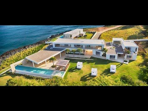 Luxury Caribbean Beachfront Resort   Samana Real Estate. Caribbean Luxury  Homes