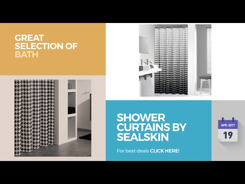 Shower Curtains By Sealskin Great Selection Of Bath Products