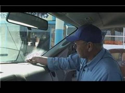 Car repair maintenance how to remove decal stickum from a car window youtube