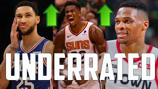 10 Most UNDERRATED Players In The NBA Today...