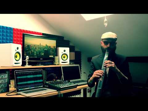 Akai EWI 5000 Sound Demo - Cretu Catalin Jazz