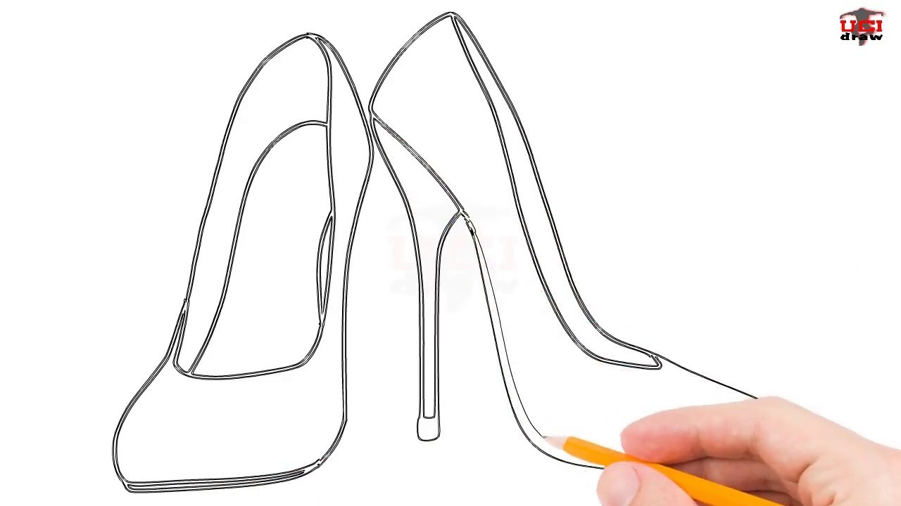 How to Draw High Heels Step by Step Easy for BeginnersKids </p>                     </div> 		  <!--bof Product URL --> 										<!--eof Product URL --> 					<!--bof Quantity Discounts table --> 											<!--eof Quantity Discounts table --> 				</div> 				                       			</dd> 						<dt class=