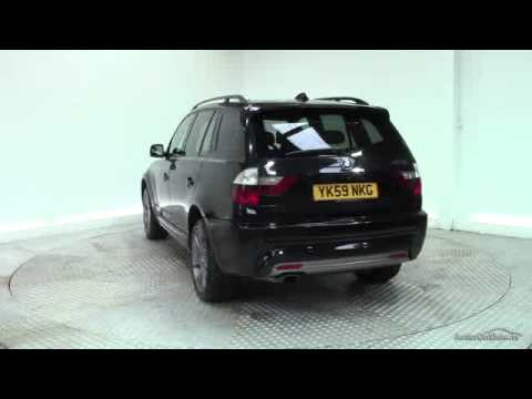 2009 BMW X3 XDRIVE20D LIMITED SPORT EDITION - YouTube