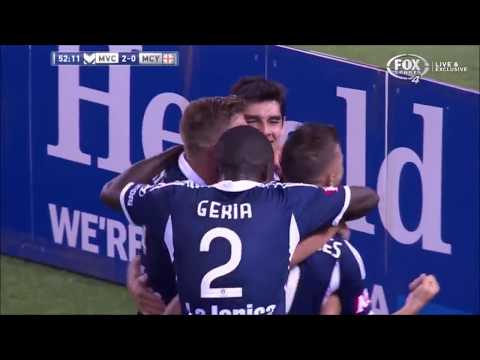 Melbourne Victory 2014/15 Champions - MVFC Goals Compilation
