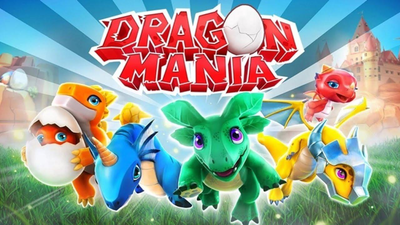 Dragon Legends: The ORIGINAL Dragon Mania! What Did Dragon Mania Legends