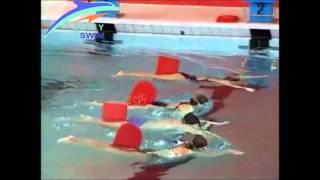 Школа Плавания KievCitySwim рекомендует! Обучение плаванию детей стилем Брасс