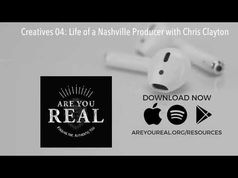 Creatives 04: Life of a Nashville Producer with Chris Clayton