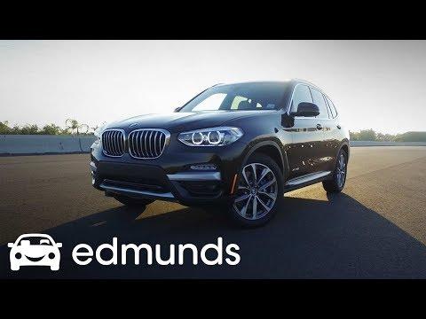 2018 BMW X3 Review | Edmunds