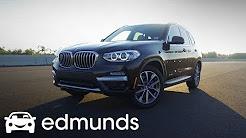 2018 BMW X3 Review   Edmunds