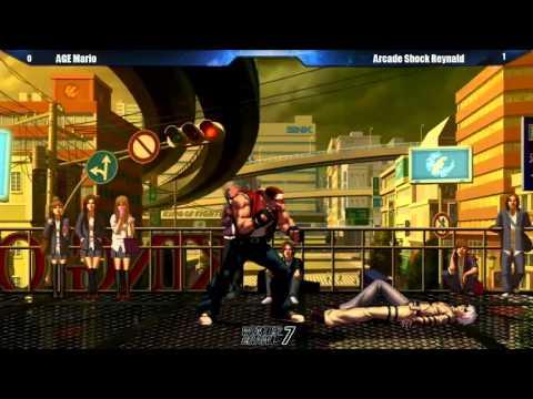 WinterBrawl 7: AGE Mario vs Arcade Shock Reynald
