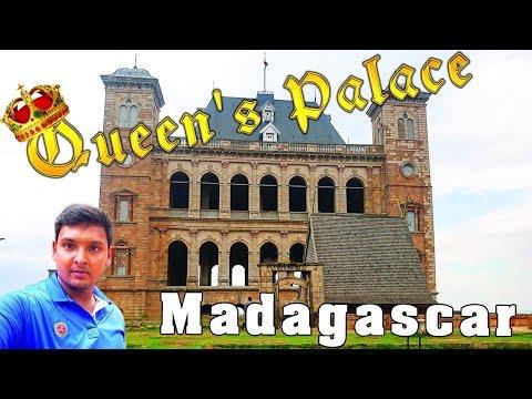 Madagascar ? - Ivato to Antananarivo / TNR  (Queen's Palace)