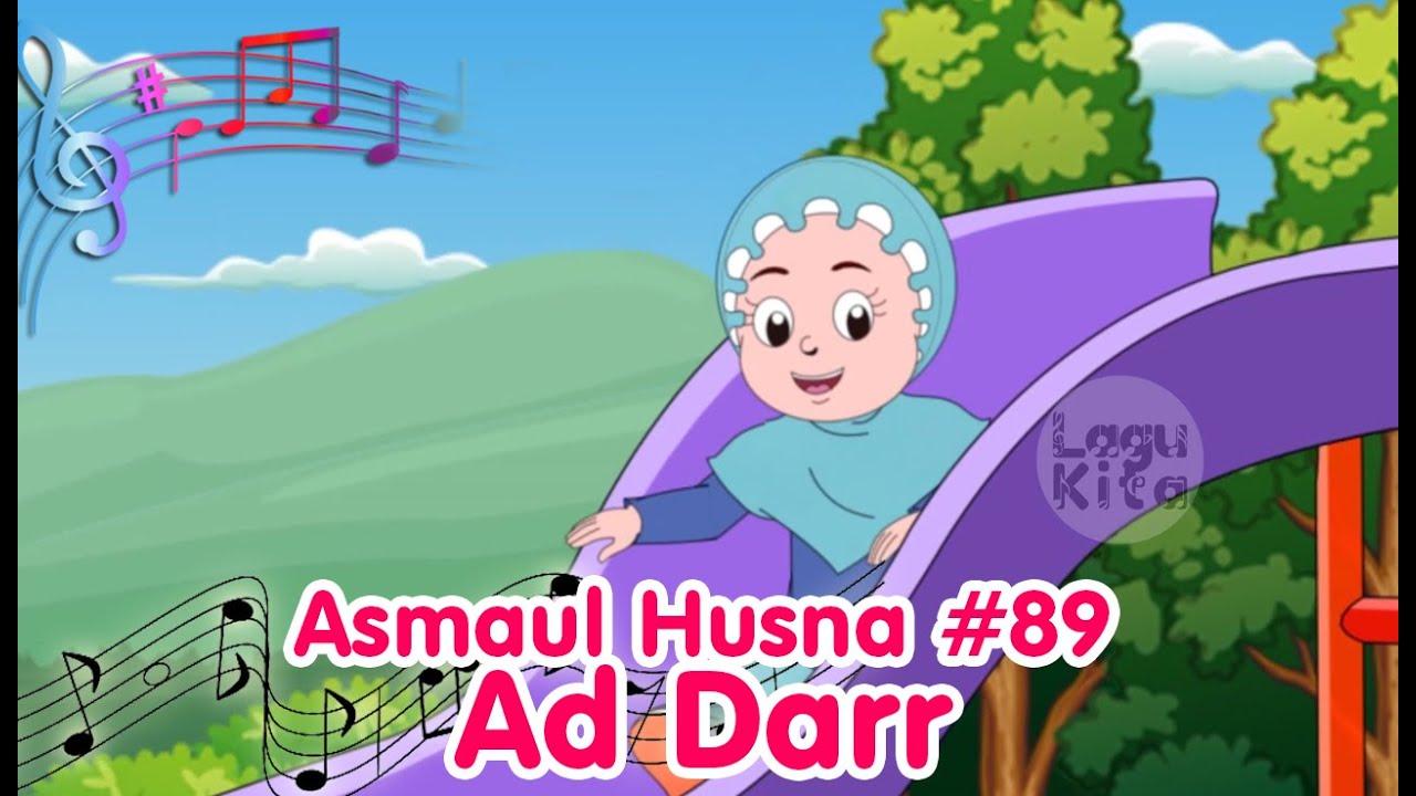 ASMAUL HUSNA 89 - AL DARR   Diva Bernyanyi   Lagu Kita