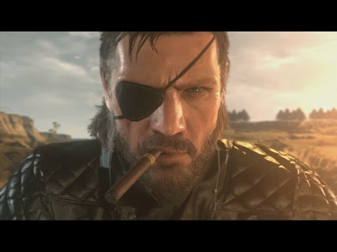 Metal Gear Solid 5 Phantom Pain Ending / The Man Who Sold The World