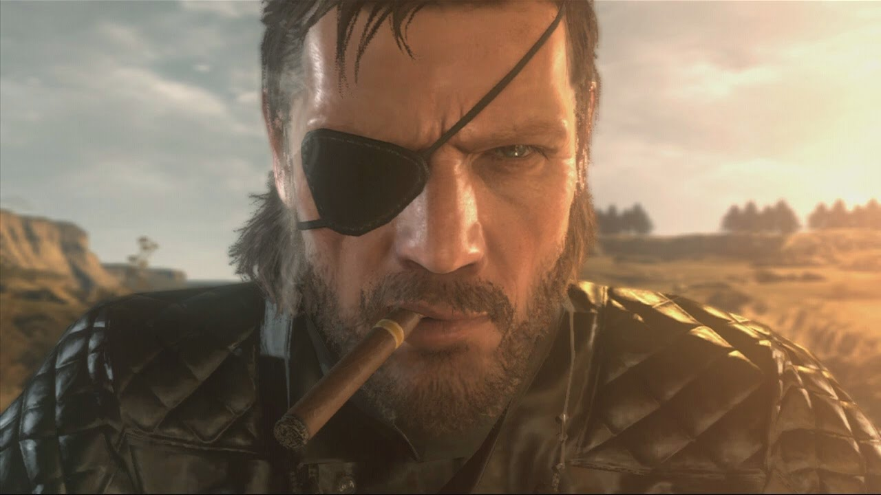 Metal Gear Solid 5 The Man Who Sold the World