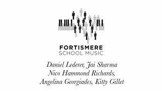 Fortismere Virtual Concert 2020 | Daniel, Jai, Nico, Angelina, & Kitty