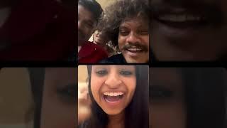 CwC Family Live Pugazh Kani Sivaangi  Nsta Live Cook With Comali 2 Team
