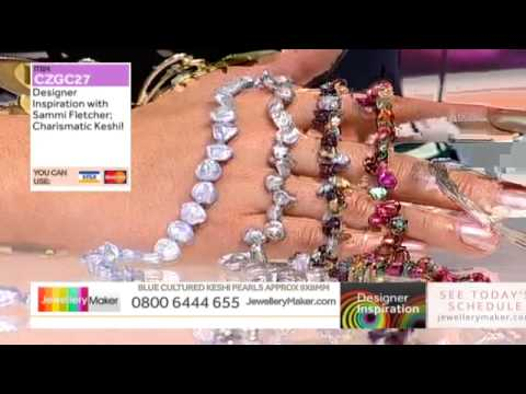 How to Make High End Wirework Jewellery [Tutorial]: Jewellery Maker 03/10/14