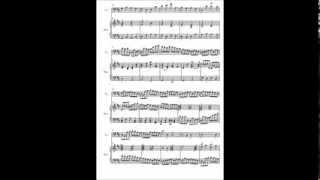 Johann Pachelbel Canon in D for Cello & Piano Sheet Music