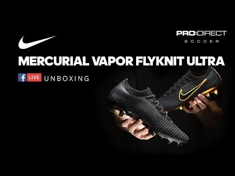 Nike Mercurial Vapor Flyknit Ultra