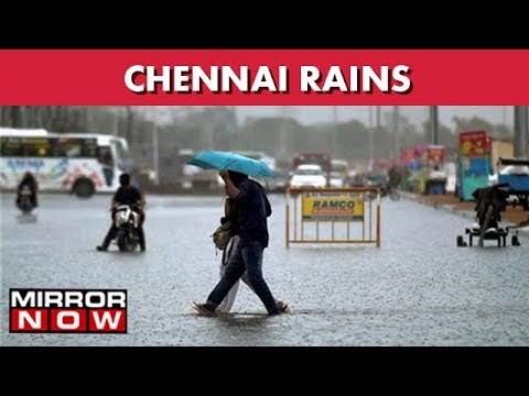 Chennai Rains: State Government's Claims Exposed I The News