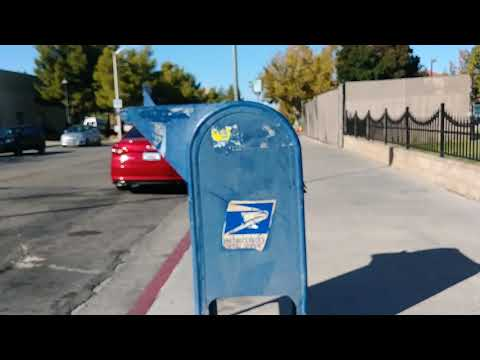 Audit: Lancaster Post Office with Antelope Valley Watchman 661
