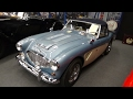1959 Austin Healey 100-6 - Exterior and Interior - Classic Expo Salzburg 2016