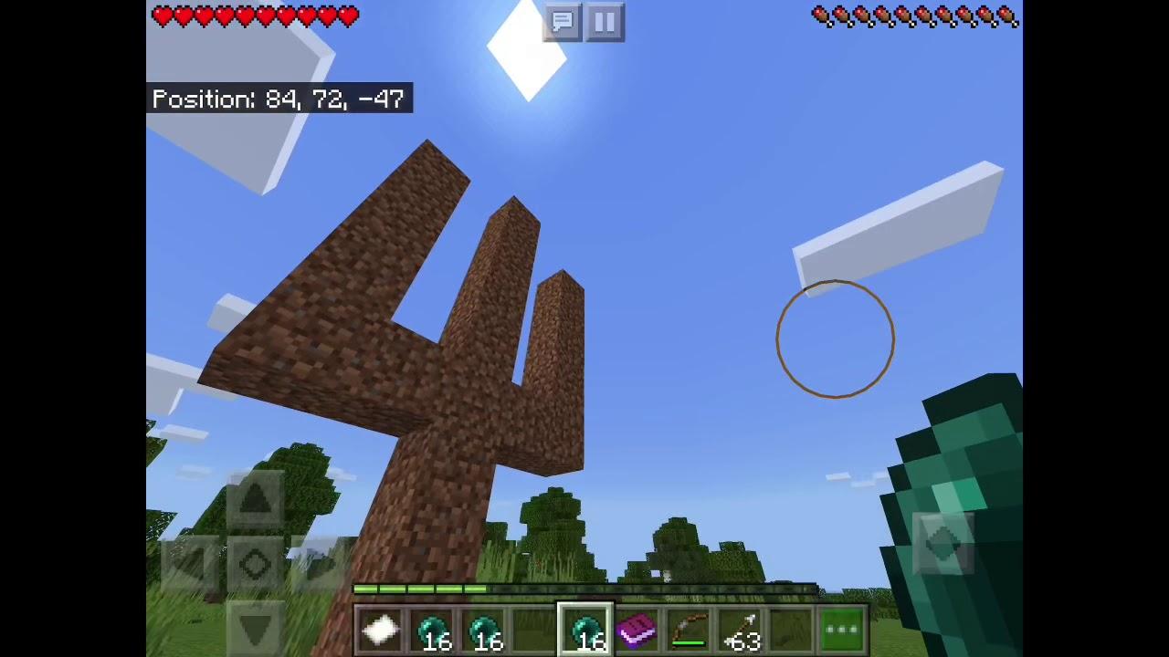 Minecraft ChemistryCraft - making a helium balloon
