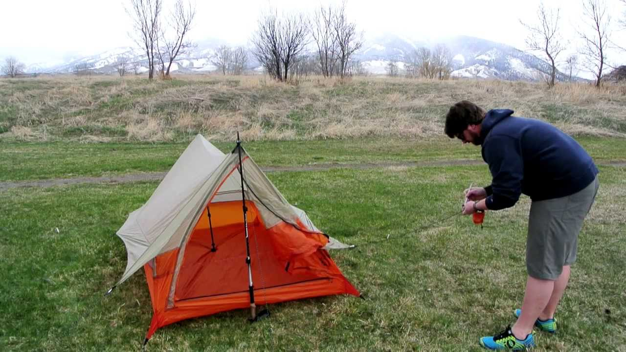 & Big Agnes Scout UL2 Review - YouTube