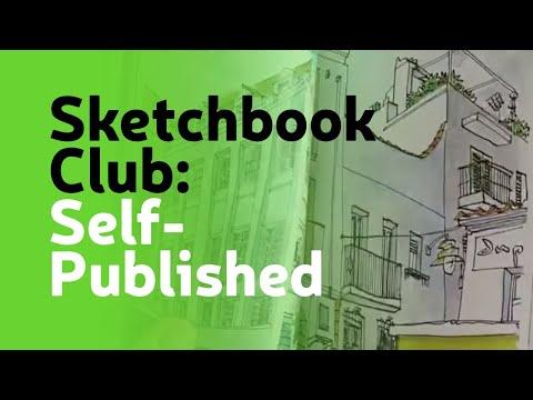 SketchBook Club 24: Self Publishing