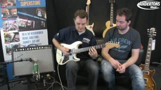 TC Electronic Stomp Box Reviews - Part 1 Mojo Mojo & Dark Matter