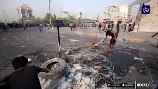 قتلى وإصابات مع استمرار الاحتجاجات لليوم الثالث  - (3/10/2019)