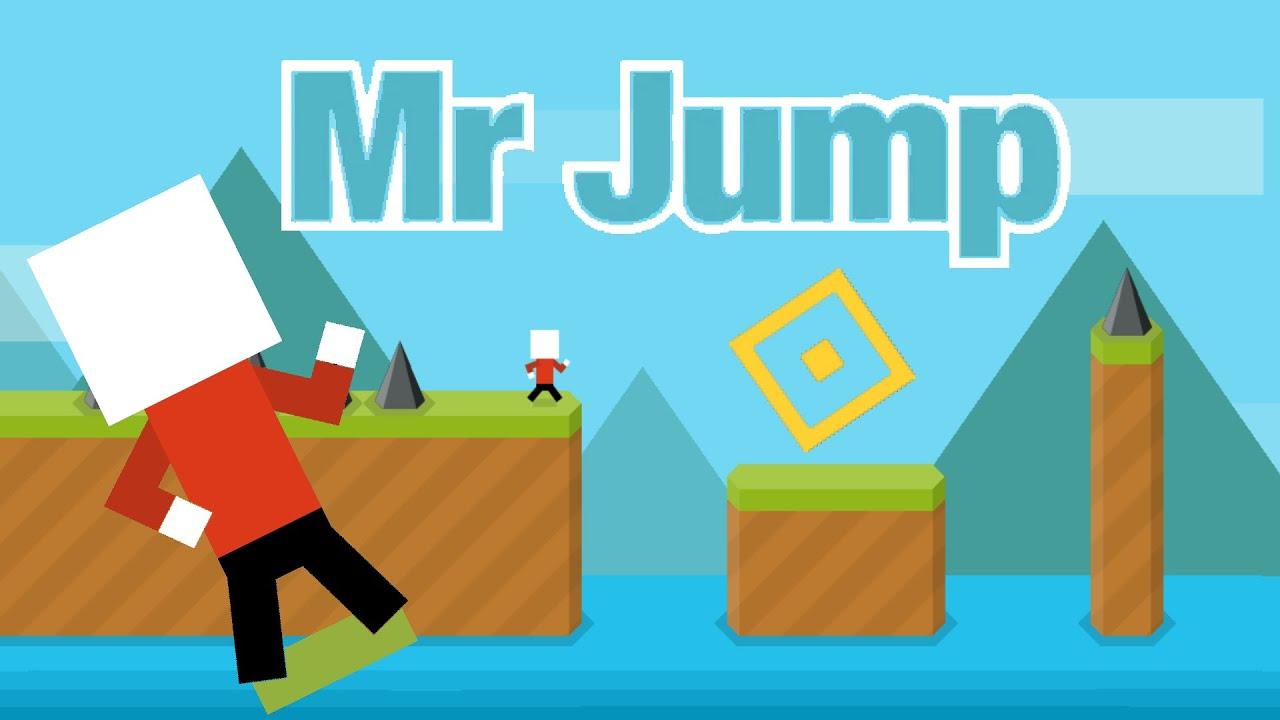 Resultado de imagem para mr jump