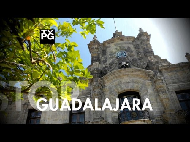 ✈Guadalajara, Mexico  ►Vacation Travel Guide Travel Video