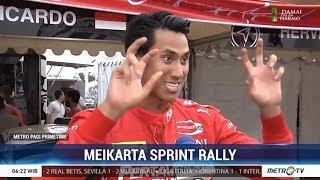 Sean Gelael Juara Meikarta Sprint Rally 2019