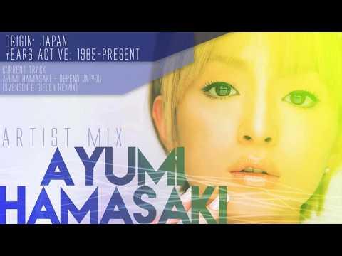 Ayumi Hamasaki - Artist Mix