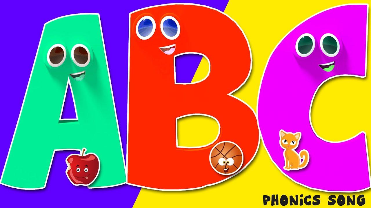 phonic songs preschool abc song phonics song classic songs by preschool 110