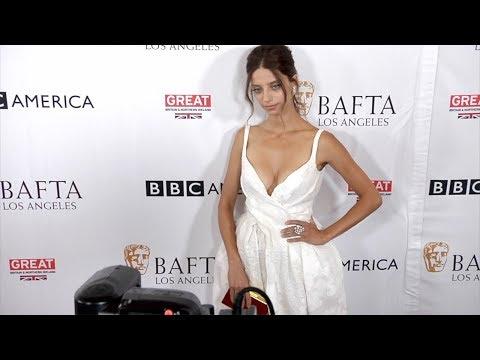 Angela Sarafyan 2017 BAFTA LA TV Tea Party Red Carpet