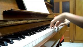 [壞兔兔]-張韶涵~看得最遠的地方  (Piano Cover)