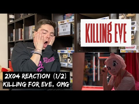 Download KILLING EVE - 2x04 'DESPERATE TIMES' REACTION (1/2)