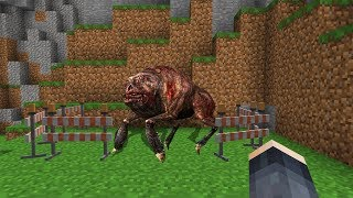 ASLA GECE BU MAĞRAYA GİRMEYİN! - Minecraft