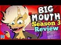 Big Mouth Season 3: Delightfully Disgusting - Review | Nerdflix + Chill