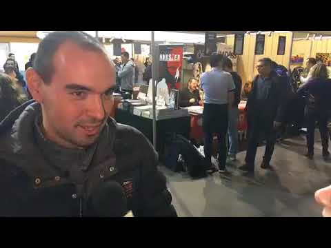 """Sandwich direct"" au FIBD2018 #2 : en direct du monde des bulles"