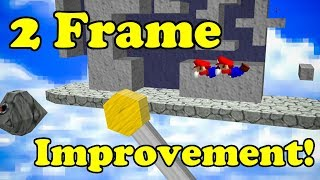 [TAS] Super Mario 64 - Swingin' In The Breeze In 11