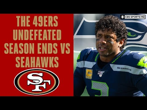 Seahawks WILL END 49ers Perfect Season On NFL Monday Night Football   CBS Sports HQ