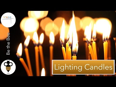 Be the Bee #48 - Lighting Candles
