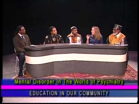 Host Kinara Sankofa discuss Mental Disorder In The World of Psychiatry pt. 2 of 4
