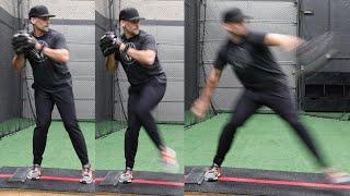 Slide Step & Stretch Posit…