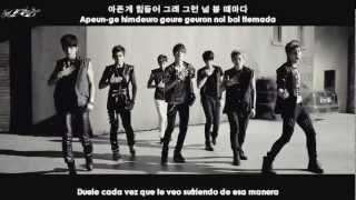 INFINITE - 내꺼하자 (Be Mine) [Sub español + Hangul + Rom] + MP3 Download