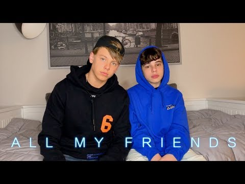 All My Friends - 21 Savage ft Post Malone  Carson Lueders & Christian Lalama Cover