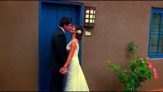 Karen and RJ's Wedding Highlights, La Posada, Santa Fe, NM